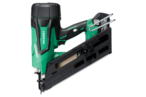 18V Brushless 90mm Strip (Framing) Nailer - NR1890DBCL(HRZ)