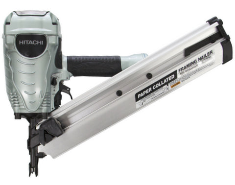 Hitachi 90mm 34 degree Framing Nailer - NR90AD(H4)