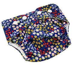 Pocket Full of Posy - Adjustable Swim Nappy - MilkmaidMumma