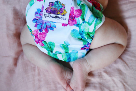 California Beauty - Adjustable Swim Nappy
