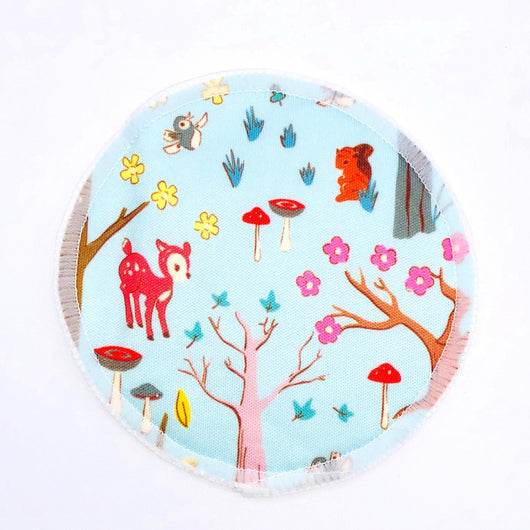 Enchanted Woodland - Nursing pads - MilkmaidMumma