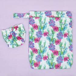 California Beauty - Adjustable Swim Nappy - MilkmaidMumma
