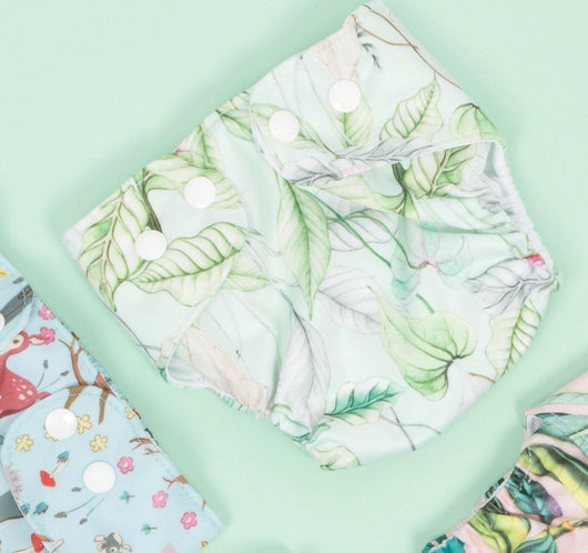 Hudson - Adjustable Swim Nappy - MilkmaidMumma