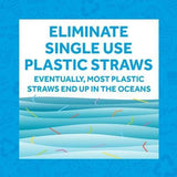 Re-Play Reusable Silicone Straws by Replay Recycled - MilkmaidMumma