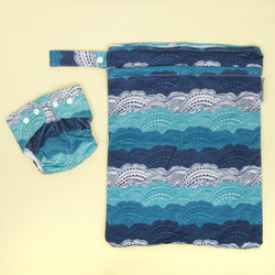 Making Waves - Adjustable Swim Nappy - MilkmaidMumma