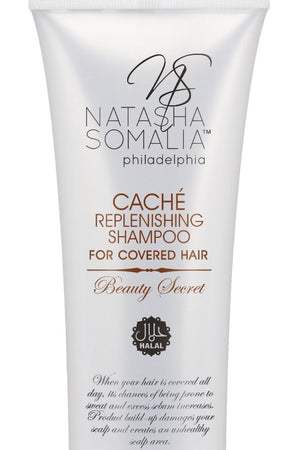 CACH'E REPLENISHING SHAMPOO FOR COVERED HAIR