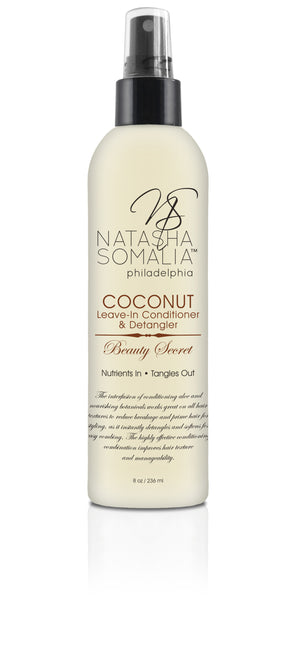 COCONUT Leave in Conditioner & Detangler