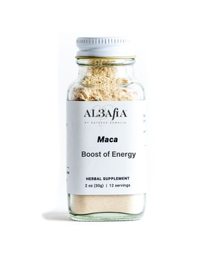 Maca  Boost Of Energy Superfood
