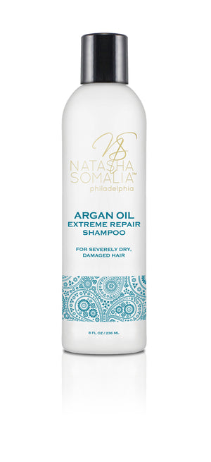 Argan Oil Extreme Repair Shampoo 8oz