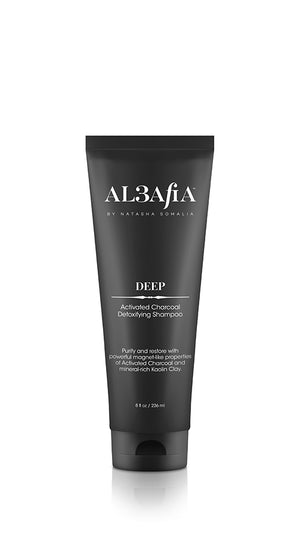 DEEP Activated Charcoal Detoxifying Shampoo 8oz