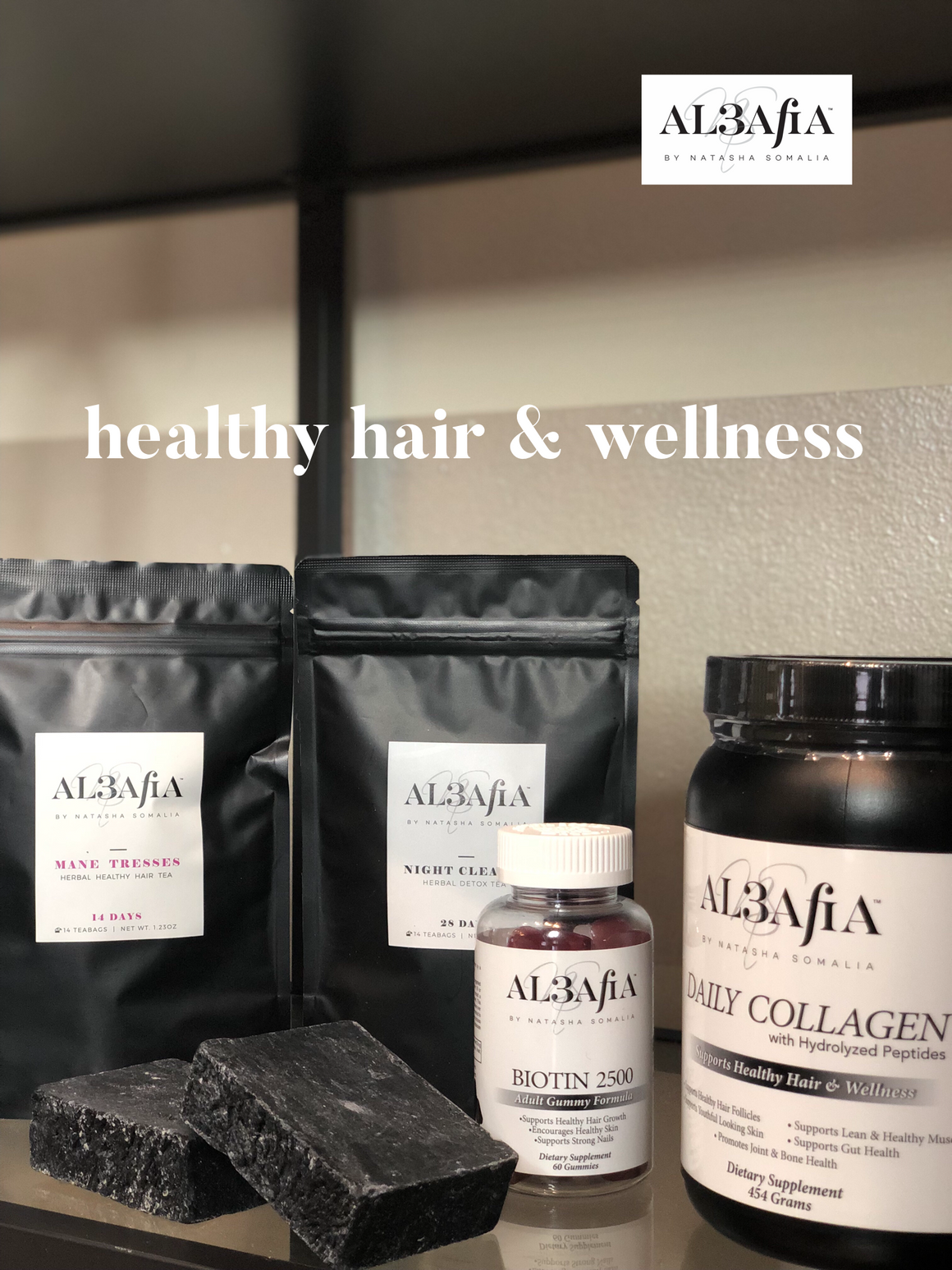 Haircare & Wellness Bundle