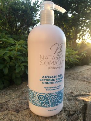 Argan Oil Extreme Repair Conditioner 32 oz Special Edition