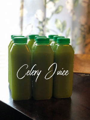 Month Supply Celery Juice