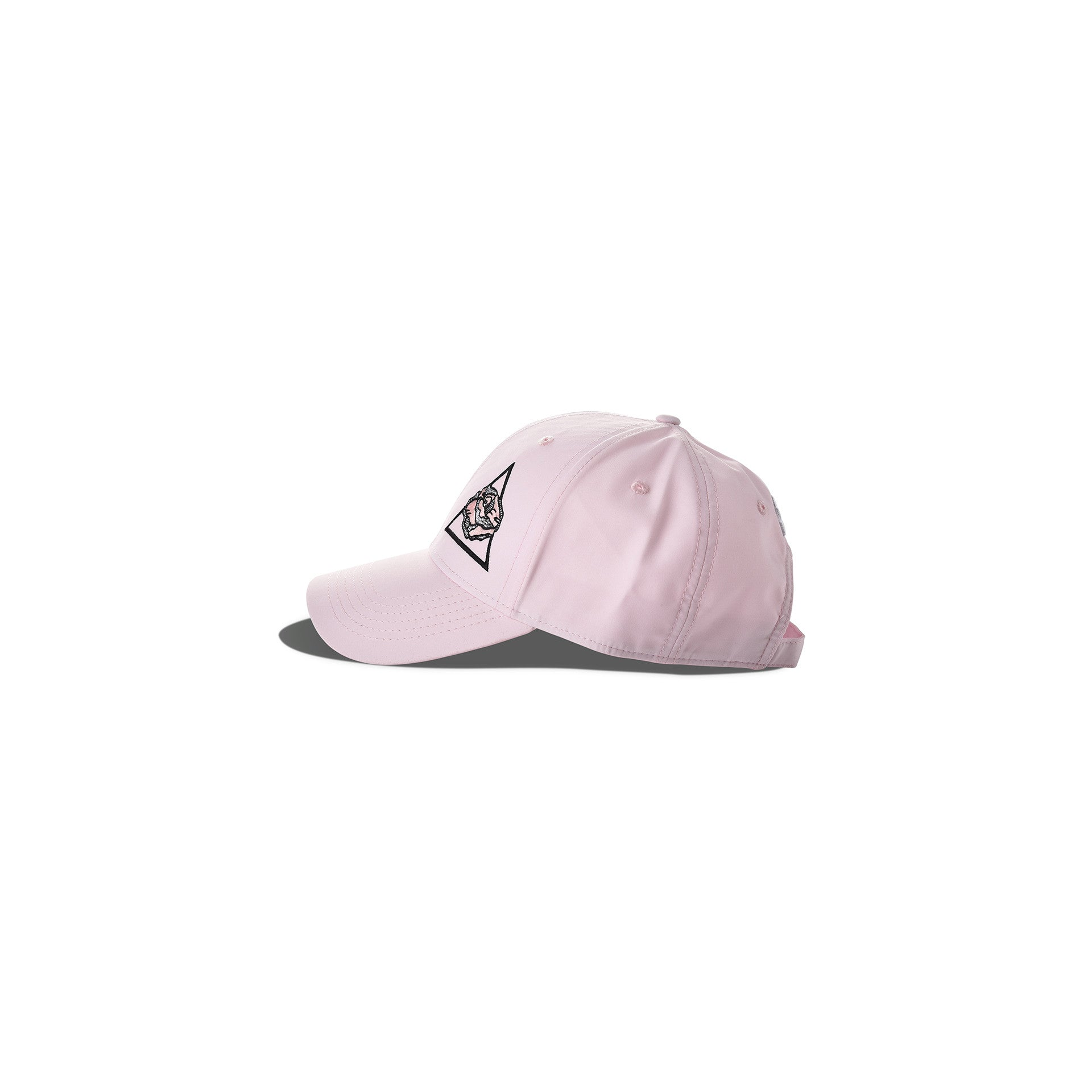 Luna Blanche Side of LB Rose Hand Drawn Cap