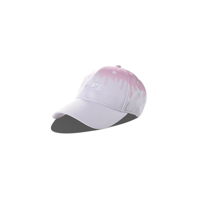 Luna Blanche Side of Mood Babe Cap Under UV Light
