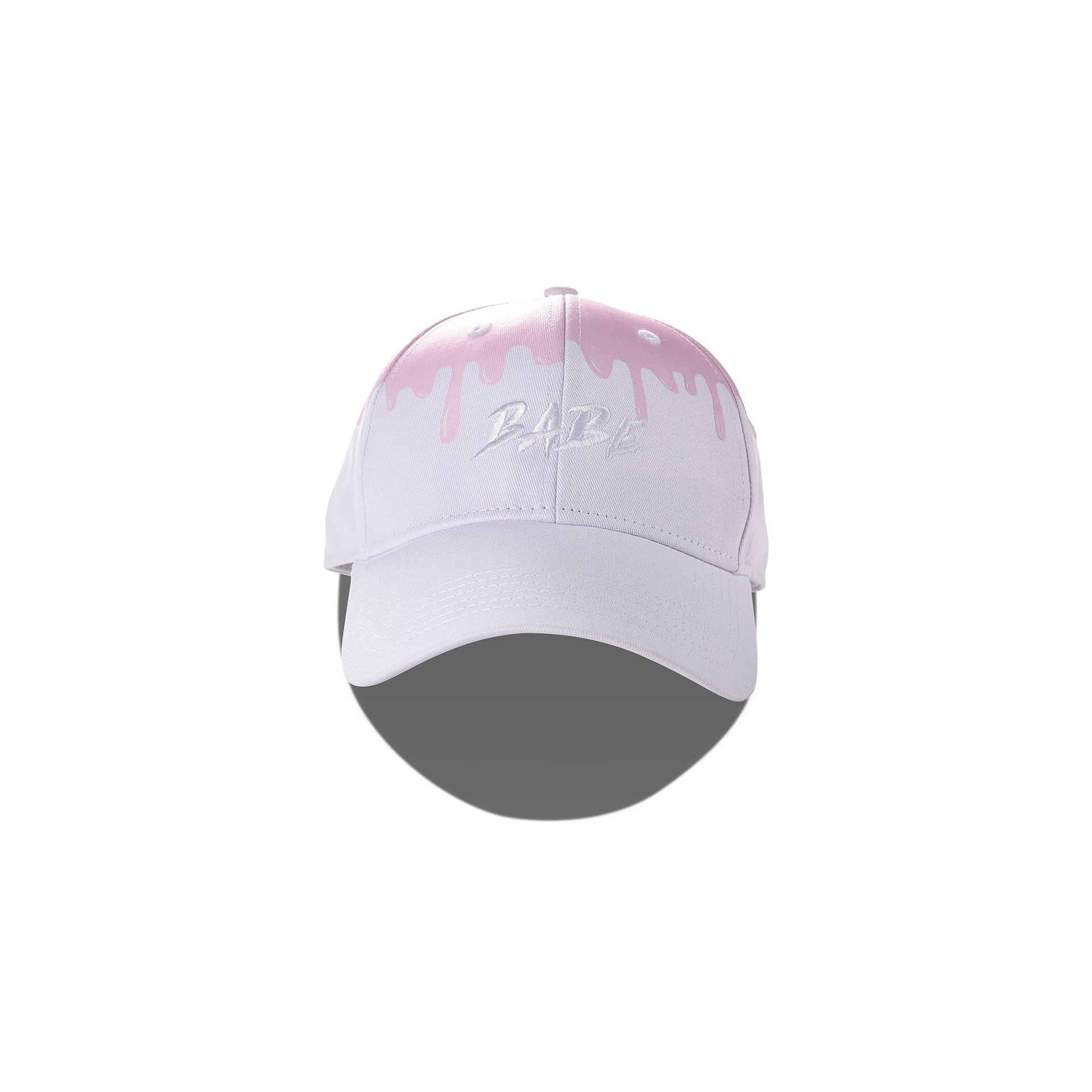 Luna Blanche Front of Mood Babe Cap Under UV Light