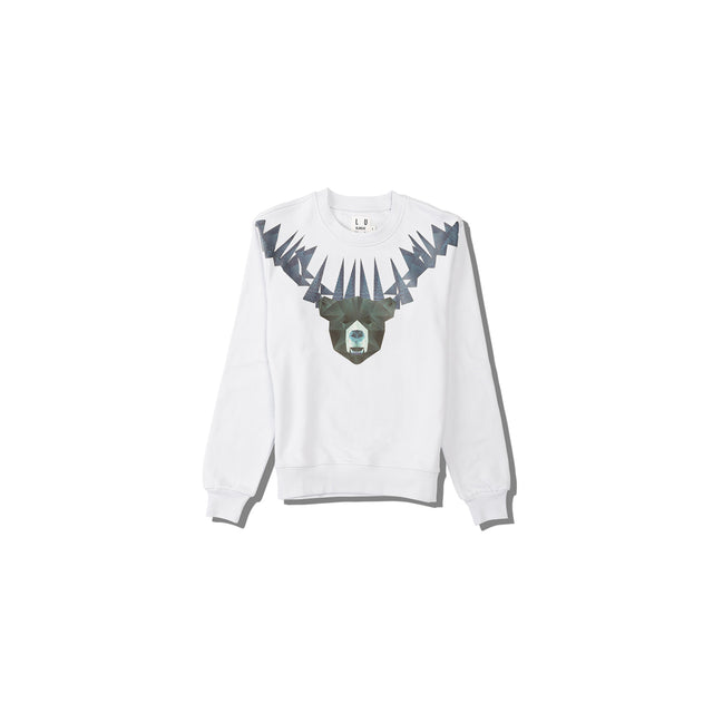 Luna Blanche Sugar Bear Graphic Pullover