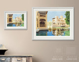 Architectural Display Painting