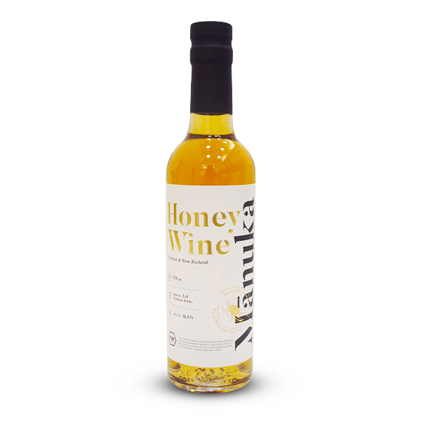 Manuka Honey Wine - Kiwi Manuka - Tiffson