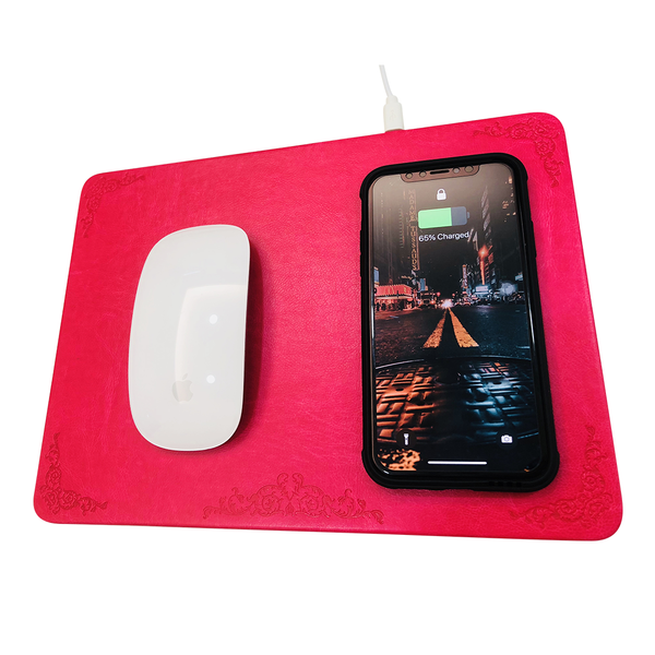 Wireless Charging Mousepad - GoQi Wireless - Tiffson