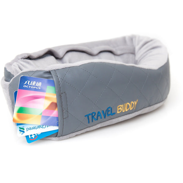 Travel Buddy 360- Complete Support Travel Pillow - Smart of Sweden - Tiffson