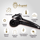 Delegant - DAMAGE-FREE Steam Tech Curl Styler - Delegant - Tiffson