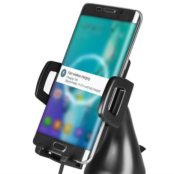 Wireless Fast Charging Car & Desk Holder - GoQi Wireless - Tiffson