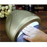 SUNone LED UV Nail Lamp 24W/48W - Quick Drying Gel Nail Polish - Tiffson Co. - Tiffson