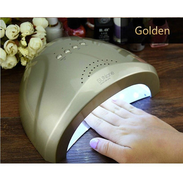 Tiffson Co. : SUNone LED UV nail lamp - Quickest Nail gel dryer