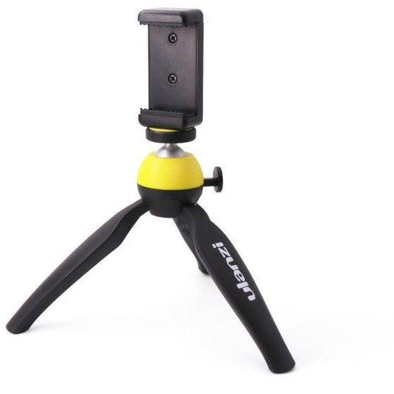 Tiffson Co. : Ulanzi Mini Travel Tripod with Clip Stabilizer