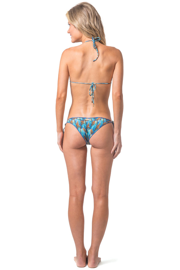Mamedio Ripple triangle Bikini Back