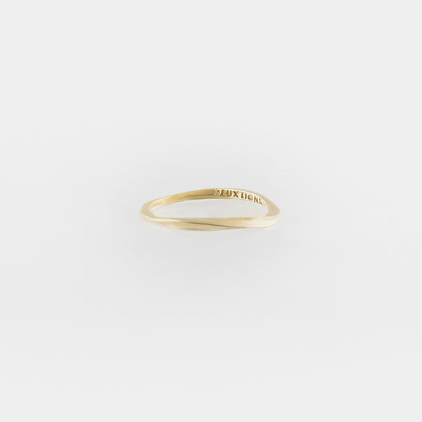 Simple Coulée Ring