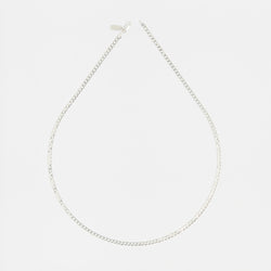 Sterling Silver Cuban Chain for her