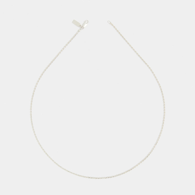 Baby Eternal Chain in Sterling Silver for her