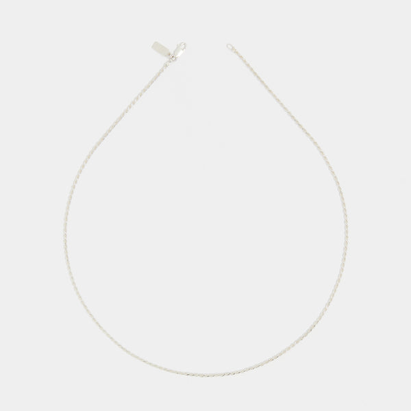 Sterling Silver Baby Eternal Chain