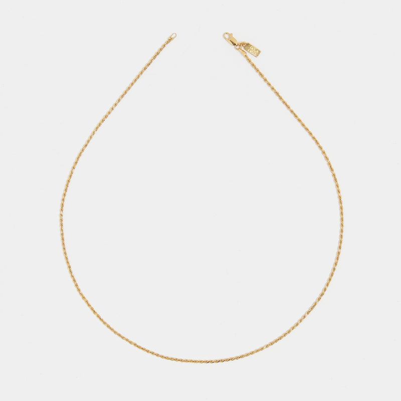 Baby Eternal Chain in Gold for her