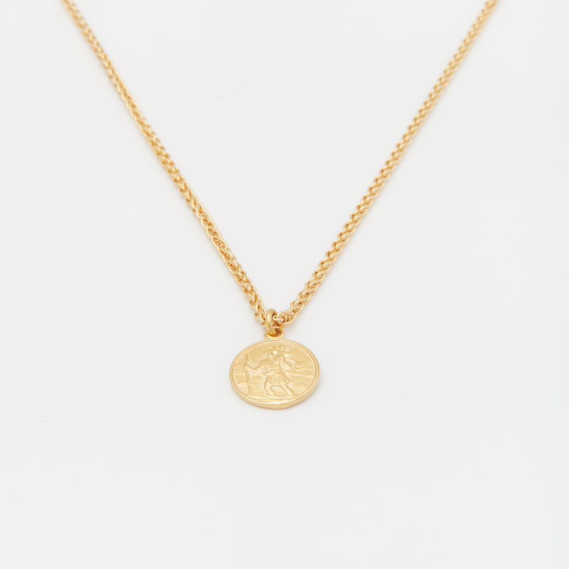 Kris Necklace in Gold for Him