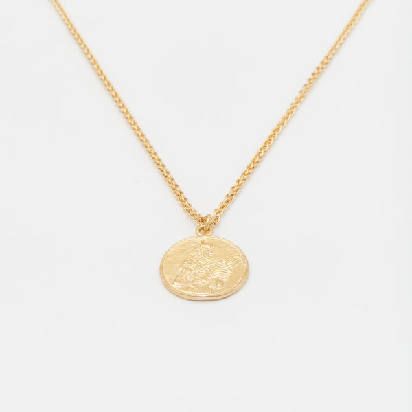 Agatha Necklace in Gold for Him