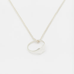 Momery Necklace in Silver
