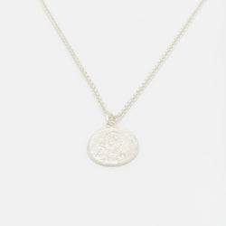 Agatha Necklace in Silver for Him