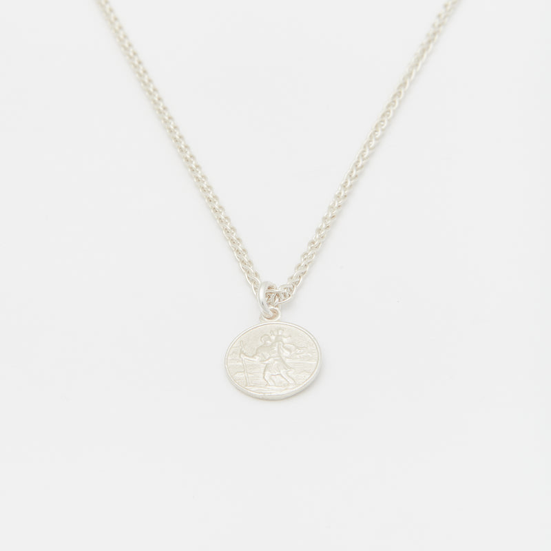 Kris Necklace in Silver for Him