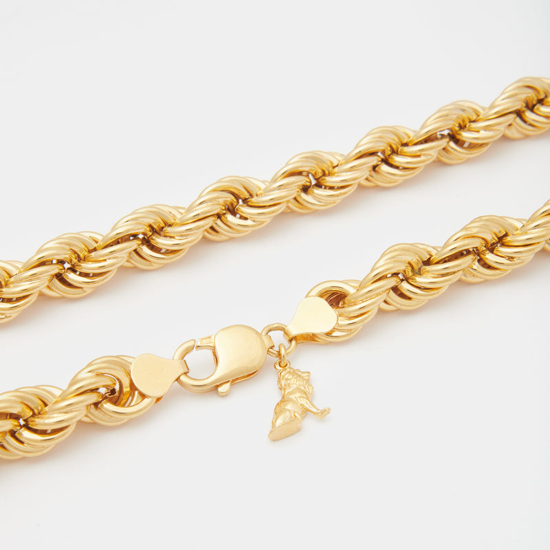 Papi Eternal Link Chain in Gold