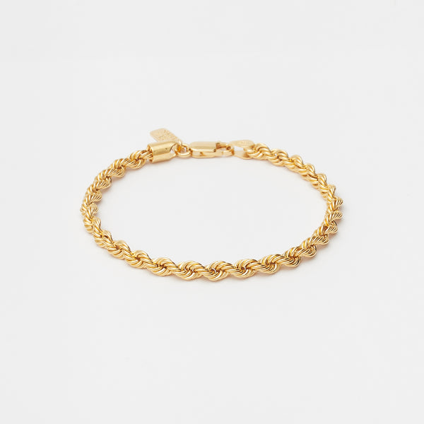 Eternal Link Bracelet in Gold