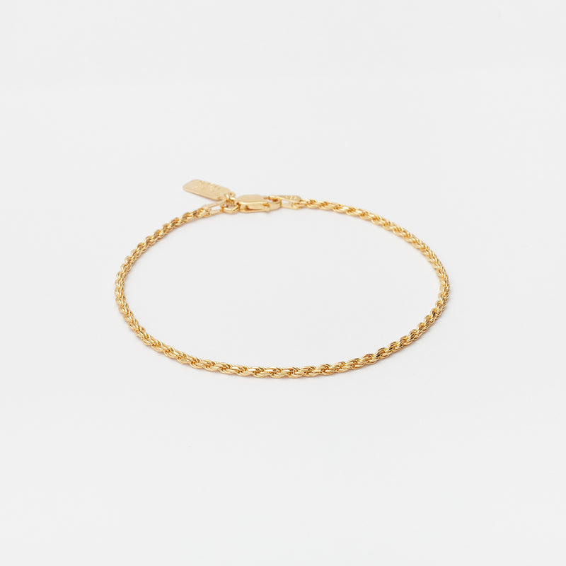 Baby Eternal Bracelet in Gold