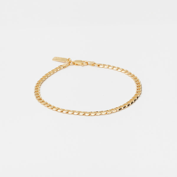 Cuban Bracelet in Gold