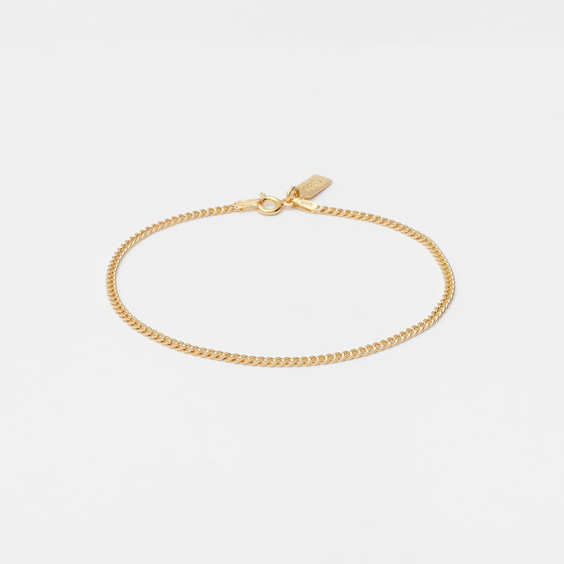 Wild Gent Bracelet in Gold