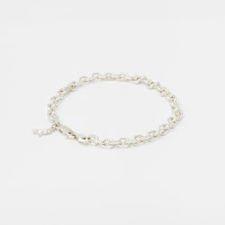 Diamond Cut Bracelet in Silver