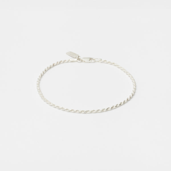 Baby Eternal Bracelet in Silver for her