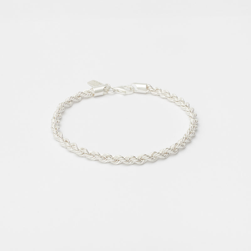Eternal Link Bracelet in Silver for her