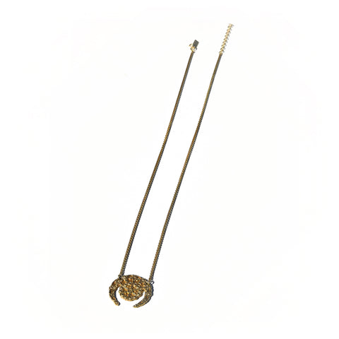 Donna Hoops in 14k Gold Vermeil